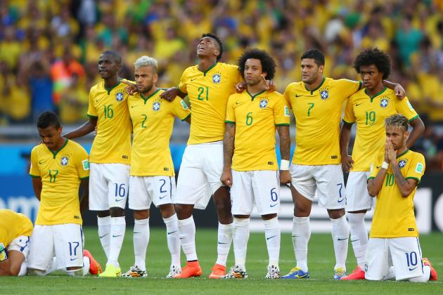 Brazil team, Getty Images