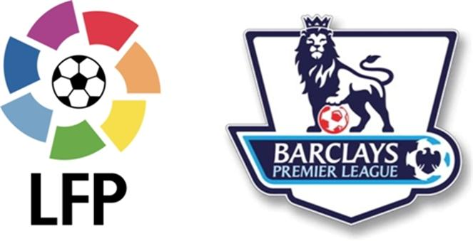 English Premier League and Spanish La Liga