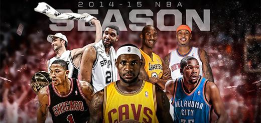 NBA 2014-15 Season